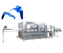 Mineral Water Production Line, Mineral Water Production Line