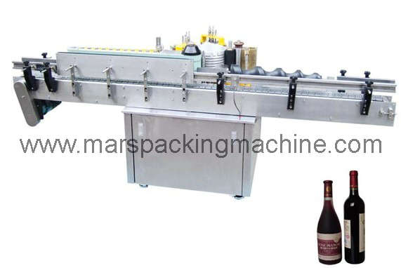 Double Sides Wet Glue Labeling Machine(JTB-D100)