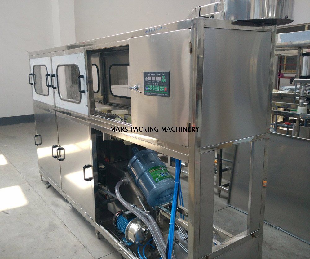 20L Drinking Water Bottling Line(QGF-150)