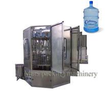 Rotary 5 Gallon Water Production Line(QGF-1200)