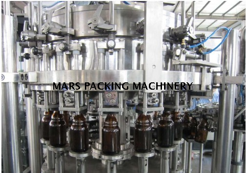How much do you know about beer filling machine cleaning