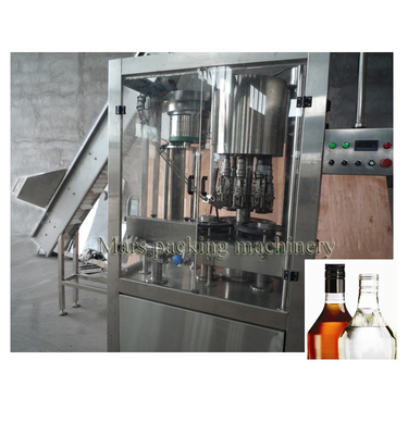Automatic Glass Bottle Ropp Capping Machine(LXG-6)